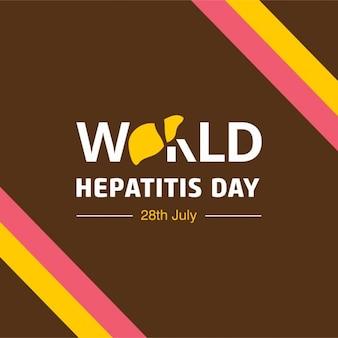 Świat hepatitis dni