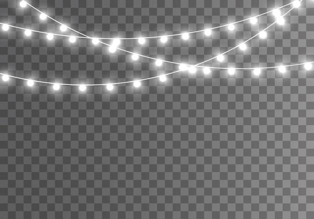Świąteczna girlanda świecąca lampa neonowa led
