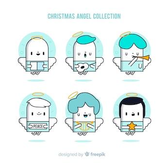 Świąteczna kolekcja anioła