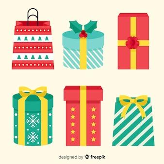 Świąteczna kolekcja prezentów
