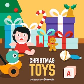 Świąteczne zabawki