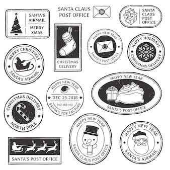 Świąteczny znaczek
