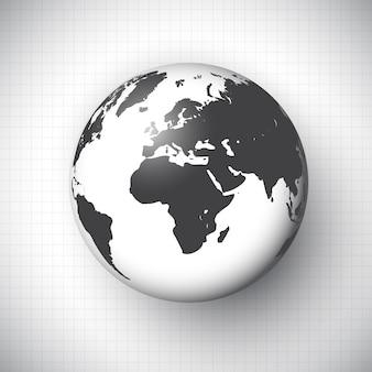 Światowa kula ziemska