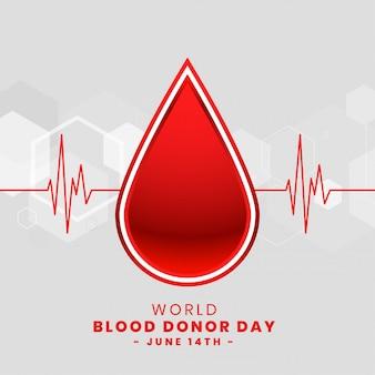 Światowy dzień dawcy krwi