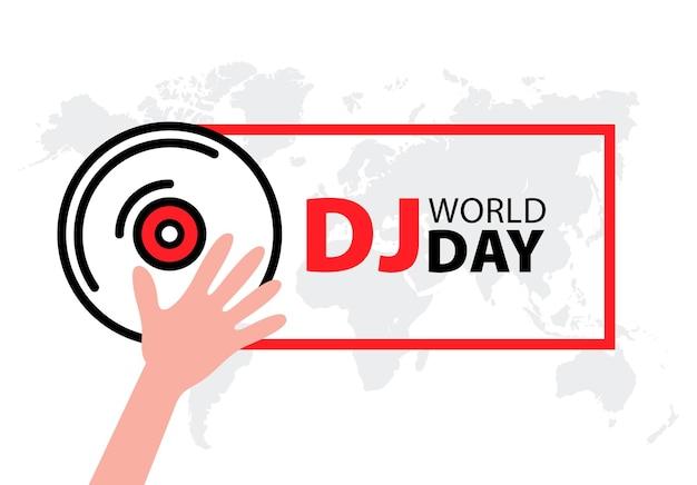 Światowy dzień dj-a