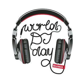 Światowy dzień dj'a