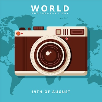Światowy dzień fotografii z aparatem