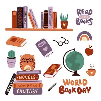 Światowy dzień książki.