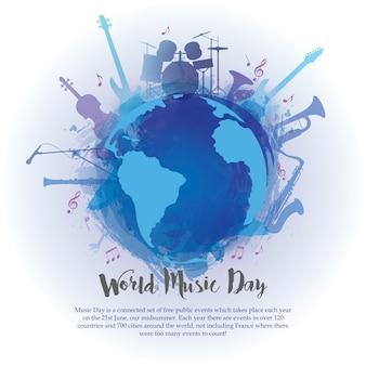 Światowy dzień muzyki