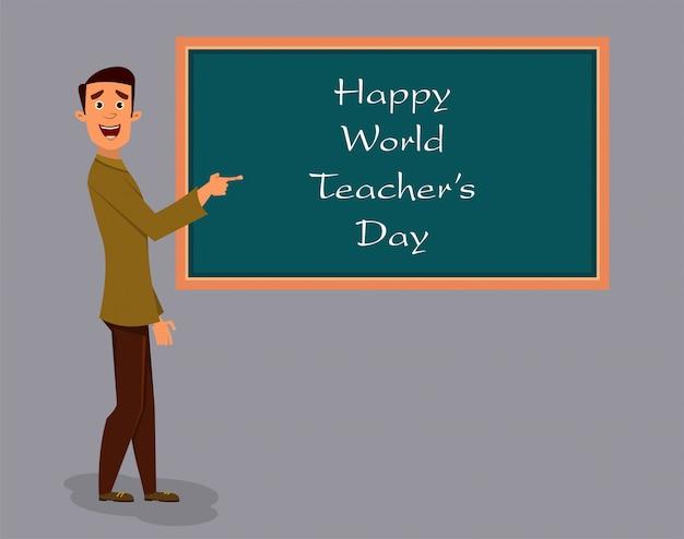 Światowy dzień nauczycieli