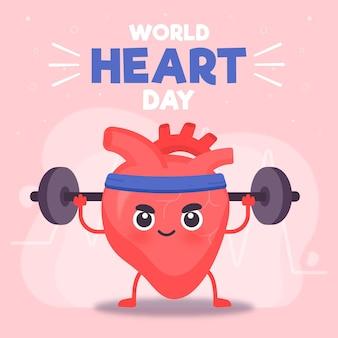 Światowy dzień serca