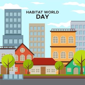Światowy dzień siedlisk