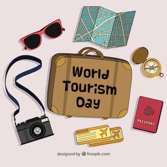 Światowy dzień turystyki, podróże