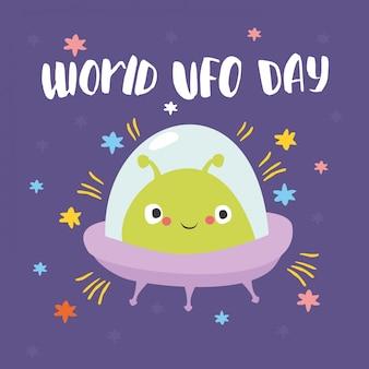 Światowy dzień ufo