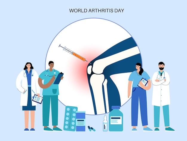 Światowy dzień zapalenia stawów