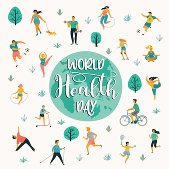 Światowy dzień zdrowia
