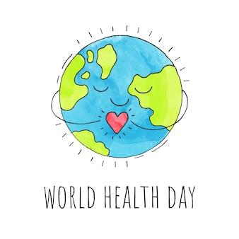Światowy dzień zdrowia.