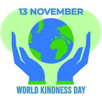 Światowy dzień życzliwości 13 listopada