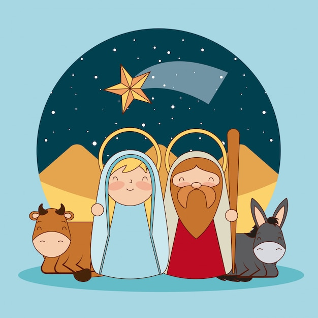 Święta bożego narodzenia epifanii