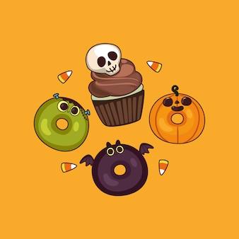 Święta charakter halloween party
