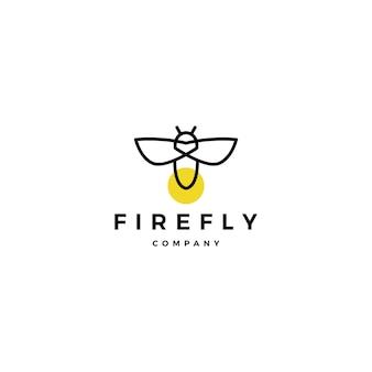 Świetlik logo wektor ikona ilustracja projekt inspiracji