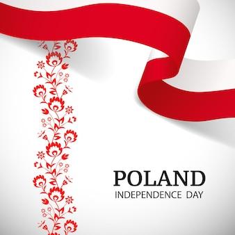 Święto niepodległości polski wzór narodowy