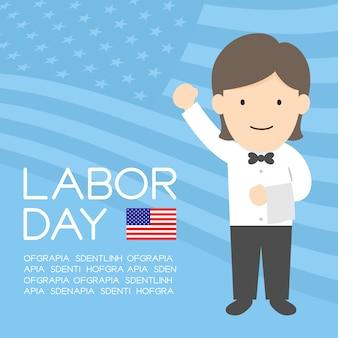 Święto pracy w stanach zjednoczonych ameryki