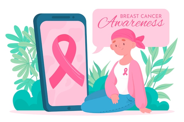 Święto świadomości raka piersi