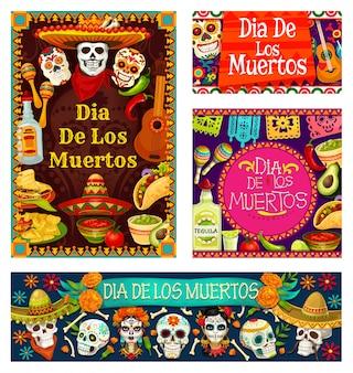 Święto zmarłych w meksyku, święto dia de los muertos