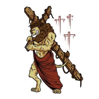 Święty lew