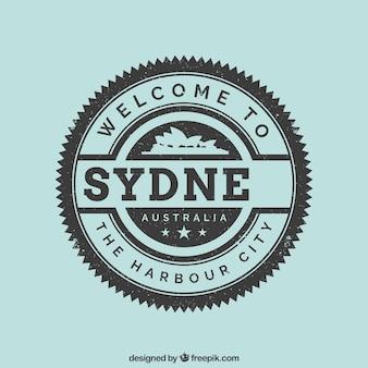 Sydney znaczek