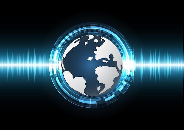 Sygnał światowej fali technologii