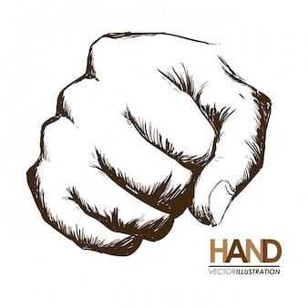 Sygnały rąk