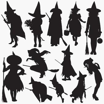 Sylwetki czarownic