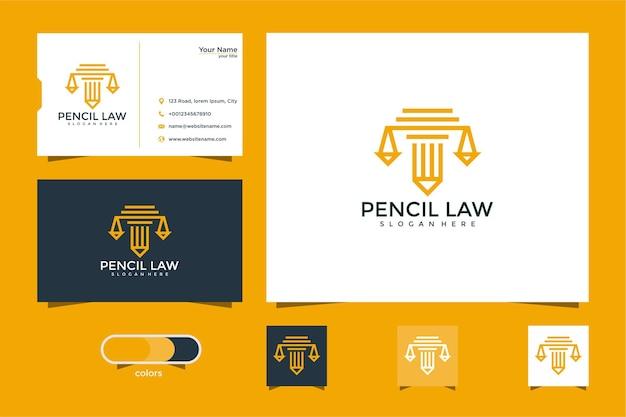 Symbol firmy prawniczej, kancelarii prawnej, usług prawniczych, luksusowego logo z herbem w stylu vintage, logo i karty biznesowej