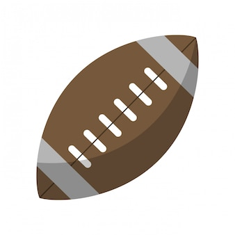 Symbol piłki futbolowej