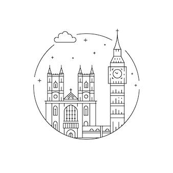 Symbole londynu