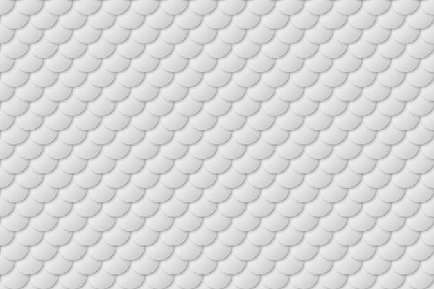 Syrenka ogon tekstury efekt folii wzór