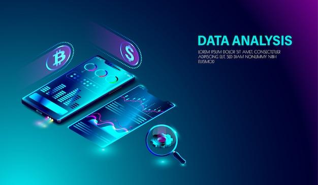 System analizy danych na smartfonie