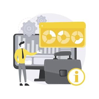 System informacji biznesowej. infrastruktura it, przedsiębiorstwa biznesowe, przetwarzanie i automatyzacja transakcji, rozwój ecommerce, dane.