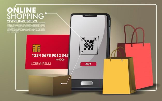 Szablon aplikacji do zakupów online