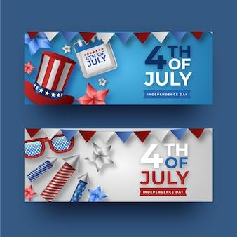 Szablon banery dzień niepodległości