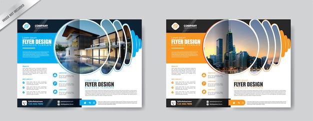 Szablon biznesowy broszury