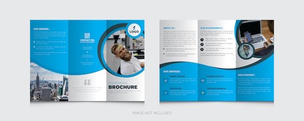 Szablon broszura korporacyjna