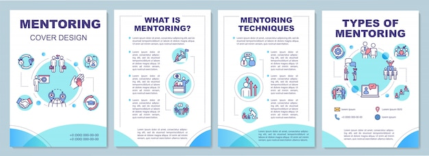 Szablon broszury mentorskiej