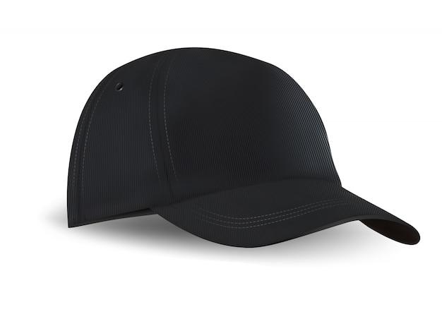 Szablon czapki z daszkiem