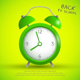 Szablon czasu szkoły