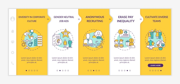 Szablon do wdrażania wskazówek dotyczących wdrażania różnorodności płci