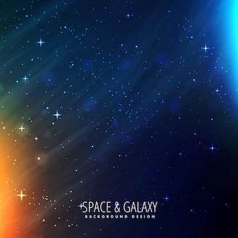 Szablon galaktyka