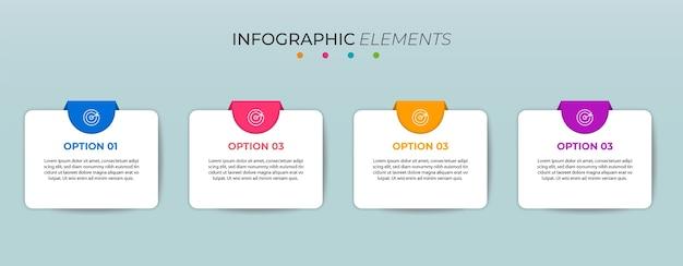 Szablon graficzny informacji biznesowych